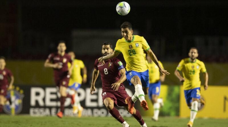 Brasil vence a Venezuela por 1×0 com gol de Firmino, mas não convence torcedores