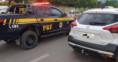 Homem é preso após alugar carro há mais de 2 anos e não devolver o veículo à locadora