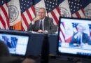 Prefeito de Nova York determina fechamento de escolas contra 2ª onda do coronavírus