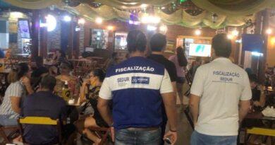 Quatro bares são interditados por descumprir protocolos de funcionamento em Salvador