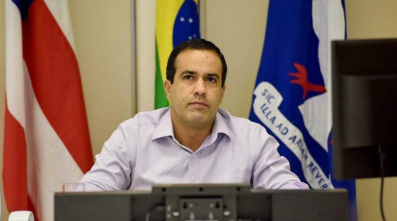 Bruno Reis prorroga decretos de combate a pandemia em Salvador
