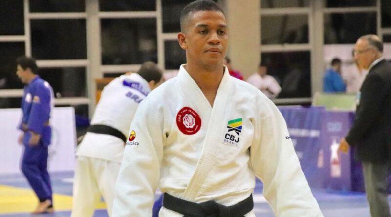 Soldado da PM-BA chega ao top 1 do judô no Brasil