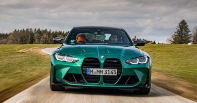 Novo sedã esportivo BMW M3 estreia em maio no Brasil