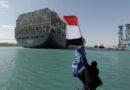 Engarrafamento no Canal de Suez é normalizado e todos os navios atravessam a via