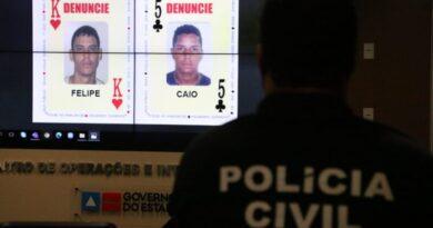 Polícia localiza um dos autores de triplo homicídio da praia de Jaguaribe