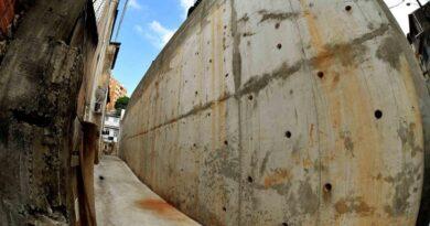 Prefeitura entrega contenção de encosta em Matatu de Brotas