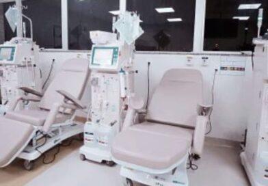 Governo entrega nova Unidade de Hemodiálise do Hospital Roberto Santos