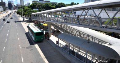 Sistema de transporte de Salvador opera normalmente com a volta dos ônibus da CSN