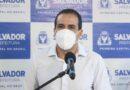 Bruno Reis anuncia reabertura das praias a partir de segunda em Salvador