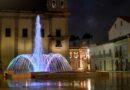 Após dois anos parada, fonte luminosa da Praça da Sé é recuperada