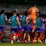Bahia é pressionado, mas vence o Jacuipense e vai às semifinais do Baiano