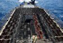 Marinha dos EUA apreende armas e misseis no Mar da Arábia
