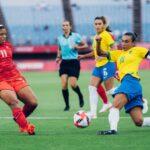 Brasil perde nos pênaltis para o Canadá e é eliminado nas quartas do futebol feminino