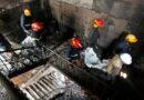 Incêndio em fábrica provoca a morte de mais de 40 trabalhadores em Bangladesh