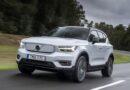 Volvo corre na frente no processo de elétricos com o XC40