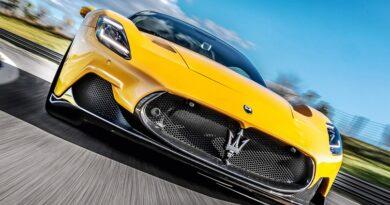 Italiano Maserati MC20 quer desbancar McLaren e Lamborghini